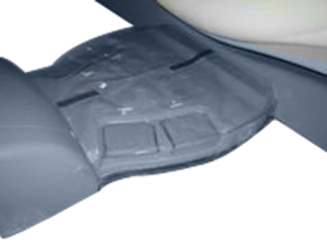 CT FOOTSWITCH SLICKER FOR VT 2000 AND 1700 by Non-Medical