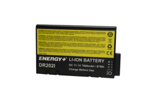 BATTERY RECHARGEABLE, LITHIUM ION, 11.1V, 7.8 AH by R&D Batteries, Inc.