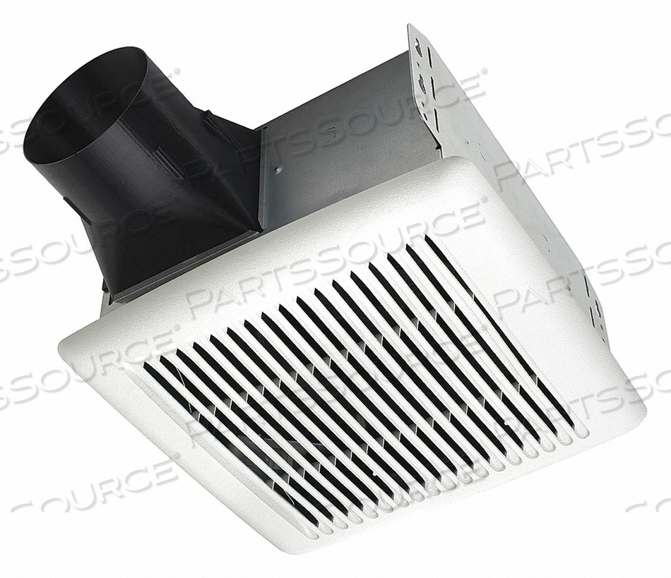 BATHROOM FAN 80 CFM 0.4A HORIZONTAL by Broan