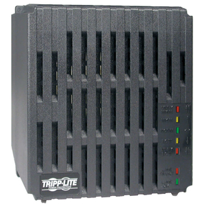 TRIPP LITE LINE CONDITIONER 2400W AVR SURGE 120V 20A 60HZ 6 OUTLET 6FT CORD by Tripp Lite