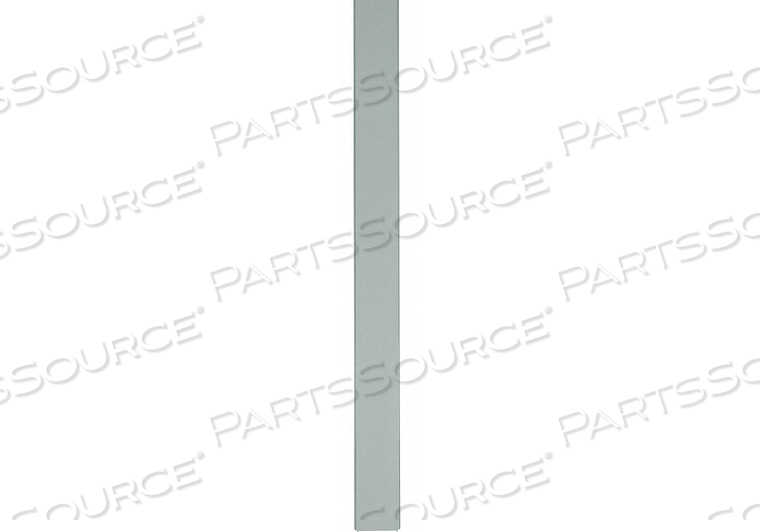 G3325 PILST STEEL 24 W 82 H GRAY by Global Partitions