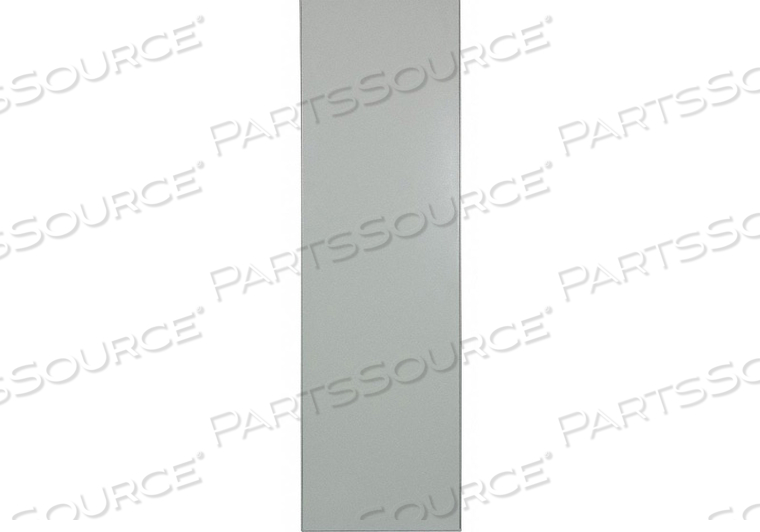 G3314 PANEL STEEL 60 W 58 H GRAY by Global Partitions