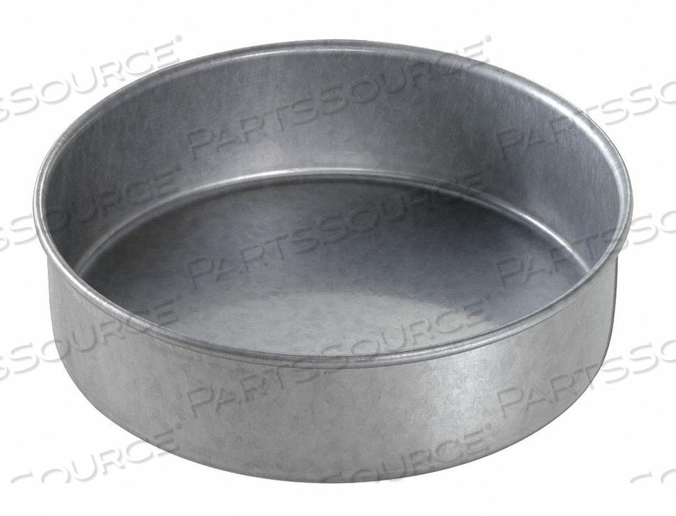 ROUND CAKE PAN PLAIN 7X2 by Chicago Metallic