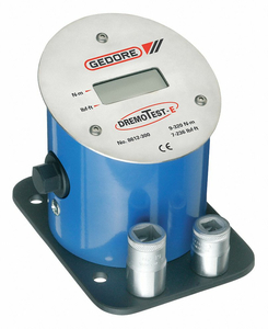 ELECTRONIC TORQUE TESTER 90-1100 NM by Gedore