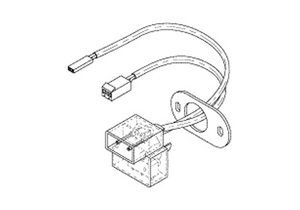 RETURN MODULE ASSEMBLY, 0.1 A AT 125/25 V, 50/60 HZ by Replacement Parts Industries (RPI)