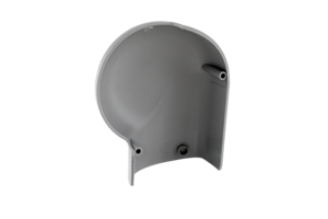 FEMALE END CAP - GREY by Midmark Corp.