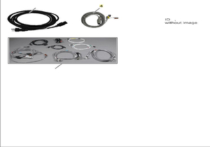 KIT USA ECG CABLE by Siemens Medical Solutions