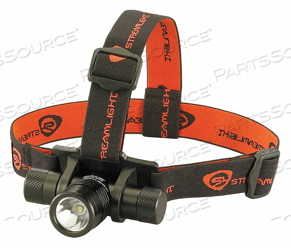 INDUSTRIAL HEADLAMP LED BLACK by Streamlight
