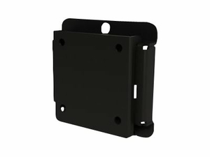 """PEERLESS MIS164F - MOUNTING KIT ( WALL PLATE, ADAPTER PLATE, CONCRETE ANCHOR, SCREWS ) FOR LCD DISPLAY - STEEL - BLACK - SCREEN SIZE: 10"""" - MOUNTING INTERFACE: 50 X 50 MM - FOR SAMSUNG DB10D by Peerless Industries, Inc."""