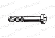 SHCS LOW M8-1.25X20MM STEEL PK1000 by Fabory