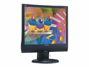 """17"""" LED MONITOR by ViewSonic"""