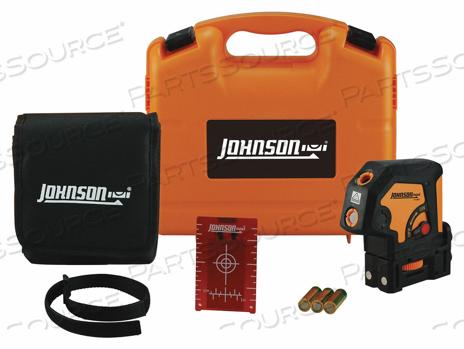 DOT LASER LEVEL SINGLE NUMBER OF BEAMS 3 by Johnson Level