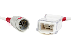 10 FT LNCS SERIES 25 PIN SPO2 PATIENT CABLE by Masimo