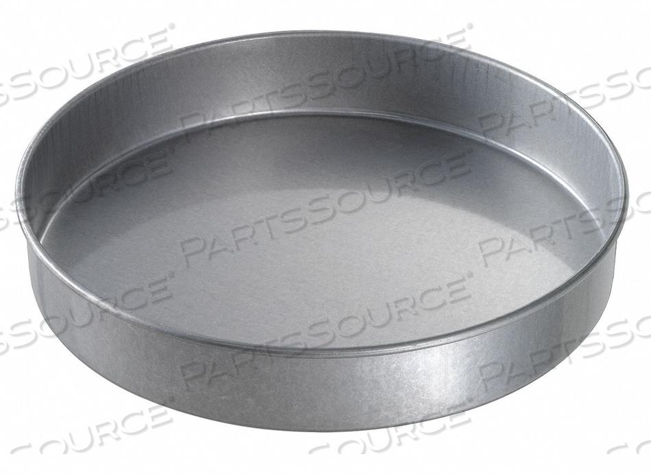 ROUND CAKE PAN GLAZED 12X2 by Chicago Metallic