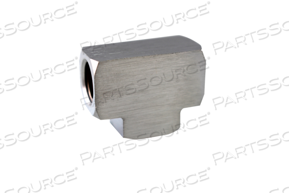 3-WAY PIPE TEE, 1/8 IN NPT CONNECTION by Bay Corporation