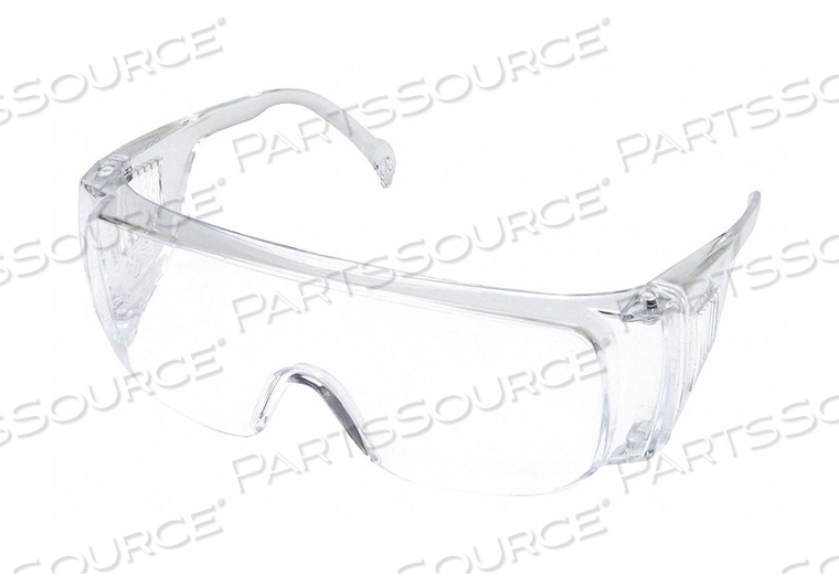 SAFETY GLASSES CLEAR UNCOATED PK12 by Condor