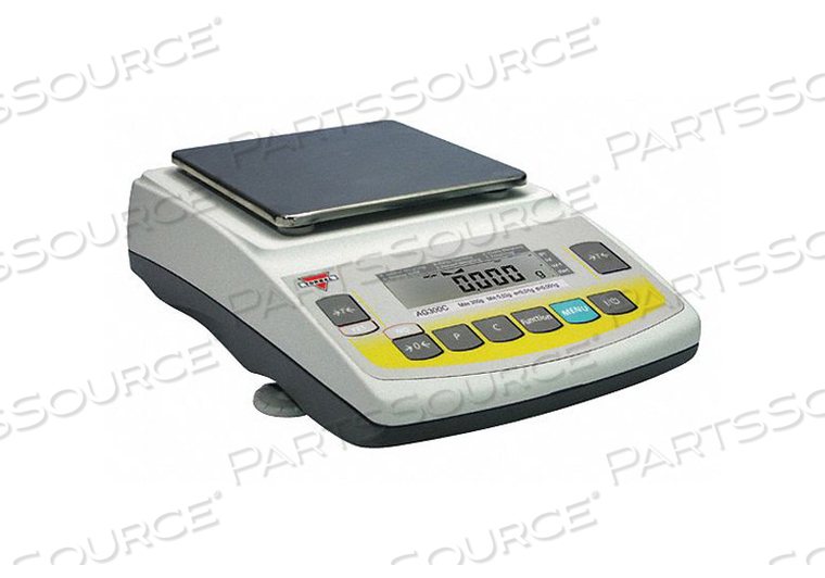 PRECISION BALANCE SCALE 2000G 6-1/2 IN.D by Torbal