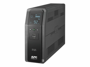 BACK UPS PRO BR 1000VA SINEWAVE 10OUTLET by APC / American Power Conversion
