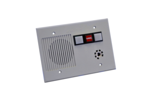 EXECUTONE HCP BASIC SINGLE PATIENT STATION - GREY by Johnson Controls Fire Protection LP