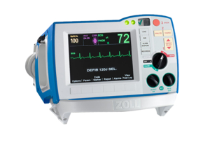 R SERIES DEFIBRILLATOR REPAIR by ZOLL Medical Corporation