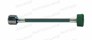 """20' HOSE ASMBLY US OXY DF*DH COND 1/4"""" by Amvex (Ohio Medical, LLC)"""