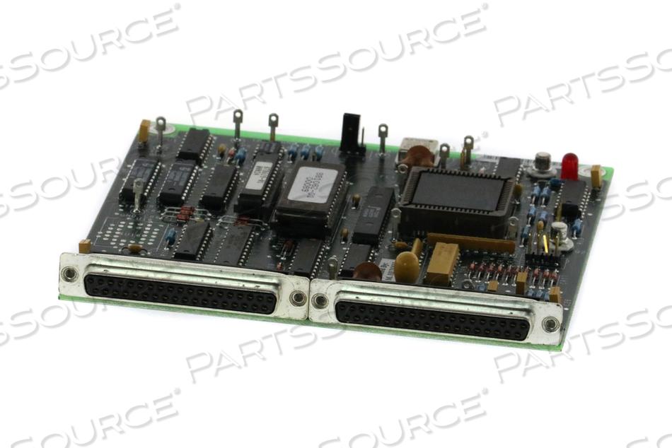 CONTROL PANEL PROCESSER PCB