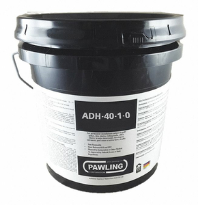 FLOORING PAIL 128.00 OZ. CLEARS by Pawling Corp
