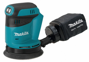 CORDLESS RANDOM ORBIT SANDER 18V by Makita