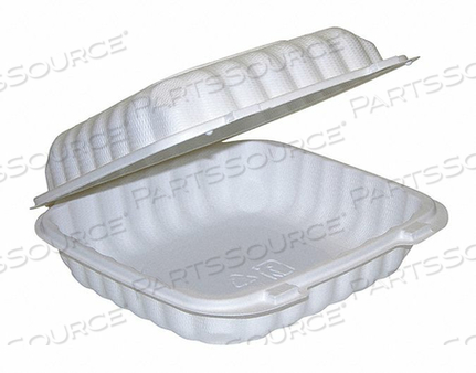 CARRY-OUT FOOD CONTAINER 8 W PK200 by Pactiv