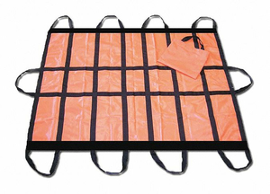 RESCUE MAT 60 L 80 L ORANGE by Disaster Management Systems (DMS)