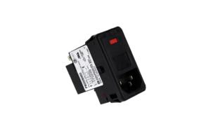 250V AC POWER ENTRY MODULE by Luxtec (Integra Lifesciences)