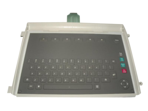 ENGLISH KEYBOARD ASSEMBLY by GE Medical Systems Information Technology (GEMSIT)