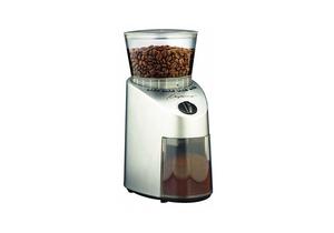 COFFEE GRINDER 0.55 LB. 120V SILVER by Capresso