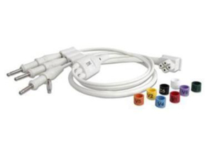 70CM CHEST LEAD SET by Philips Healthcare (Medical Supplies)