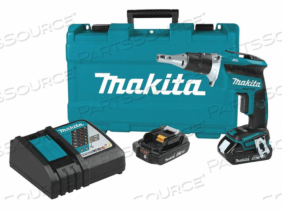 SCREWDRIVER 18.0V 0 TO 4000 NO LOAD RPM by Makita