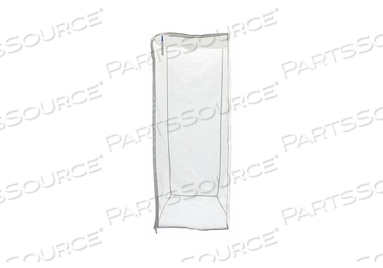 PAN RACK CVR PVC CLEAR by Aleco