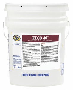 DEGREASER 40 LB. PAIL by Zep