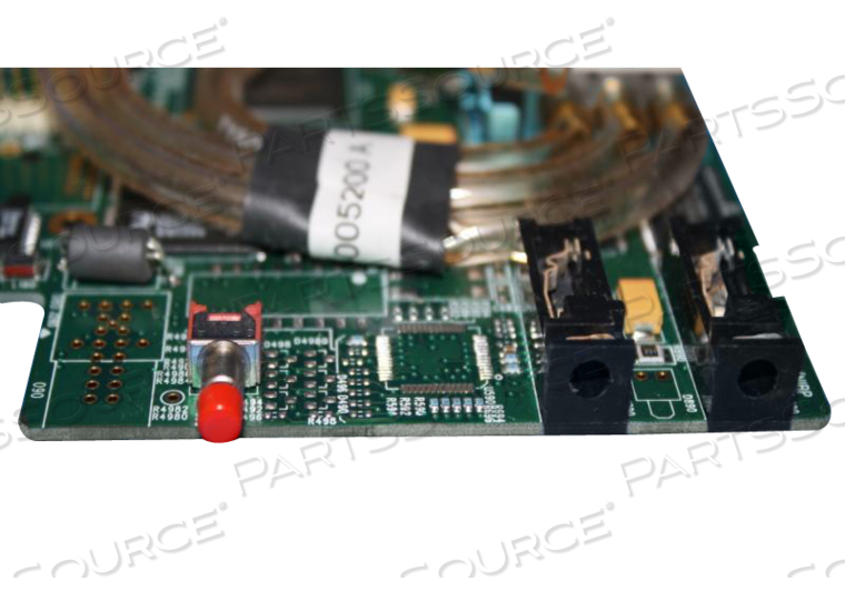 PCB ASSEMBLY, MPC860 CPU/NIBP, 90496; OPTIONS: -1CEHRS