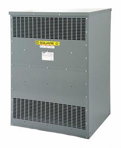 THREE PHASE TRANSFORMER 300KVA 600VAC by Square D