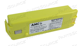 BATTERY, LITHIUM, 7.5 AH, 12 V, YELLOW