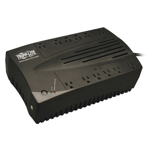 TRIPP LITE UPS DESKTOP 750VA 450W BATTERY BACK UP AVR 120V USB RJ11 TAA GSA by Tripp Lite