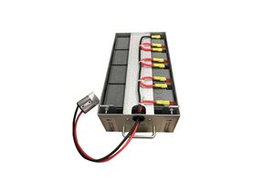 BATTERY KIT FOR ABCDEF4000-22 by POWERVAR, Inc.