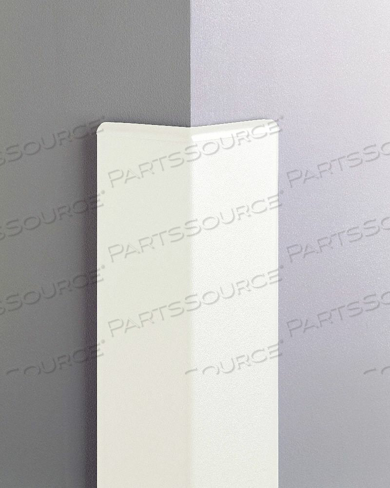 CORNER GRD 3IN.W LINEN WHITE PEBLETTE by Pawling Corp