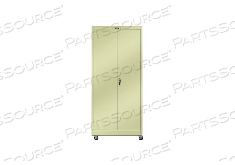 G6768 SHELVING CABINET 72 H 36 W TAN by Hallowell