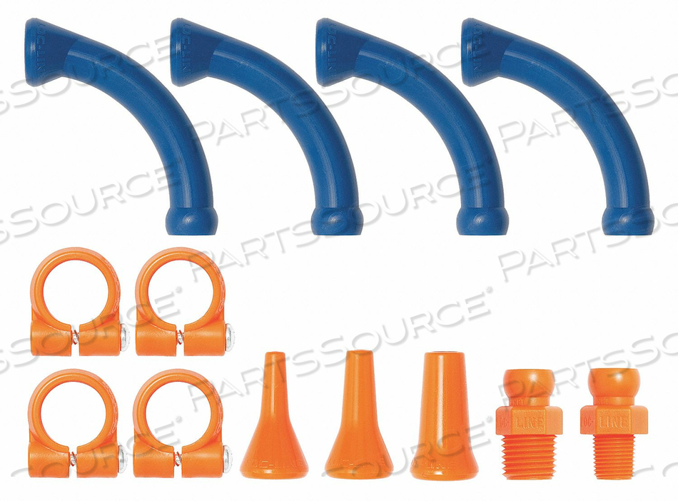 EXTENDED ELBOW KIT 1/4IN by Loc-Line