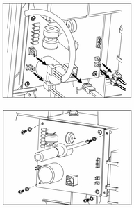 MOUNTING BRACKET KIT by Life Fitness