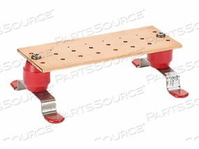 PANDUIT - GROUNDING BUSBAR by Panduit