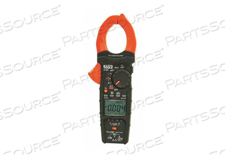 CLAMP METER HVAC DIFFERENTIAL TEMP by Klein Tools