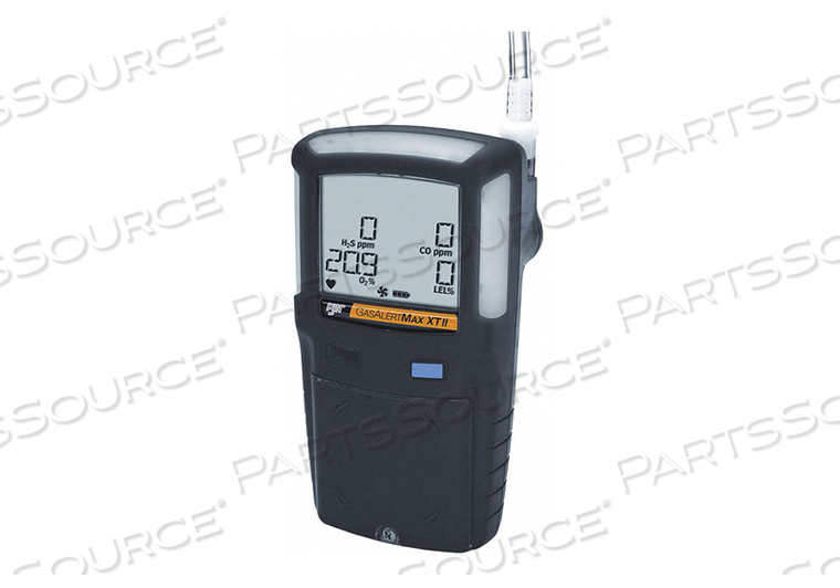 MULTI-GAS DETECTOR O2/LEL/H2S/CO NA BLK by BW Technologies
