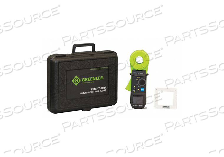 EARTH GROUND TESTER 50/60 HZ FREQUENCY by Greenlee